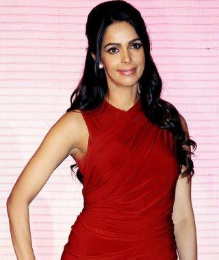 Mallika Sherawat, Bollywood film actress
