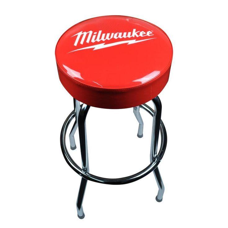 MILWAUKEE Counter Stool #MILWAUKEE