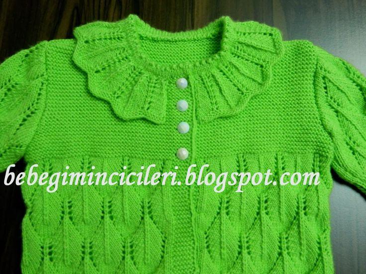 Vandyke Lace Knitting Pattern : MERHABALAR, Blog Dostlarim; Kizim icin ordugum mevsimlik ...