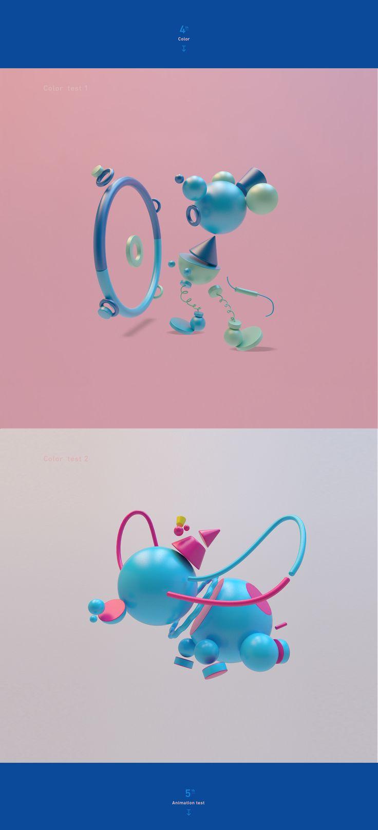 "Consulta este proyecto @Behance: ""Disney Classics I""…"