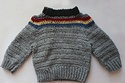 Of course I will make this now.  Wesley Crusher Toddler Sweater