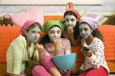 Girly Game Ideas for Sleepovers