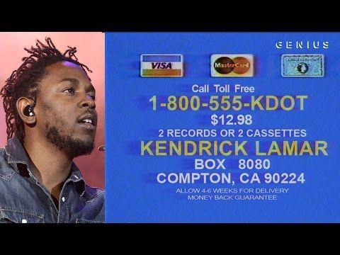 Kendrick Lamar Sings the Hits in Hilarious Infomercial   HYPEBEAST