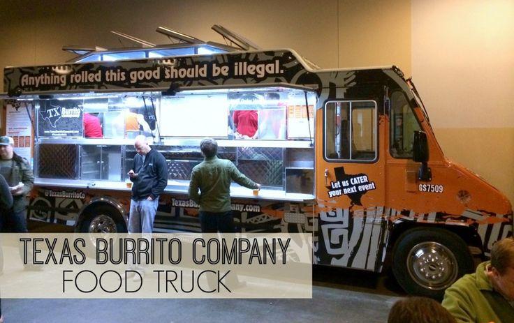 Texas Burrito Company Food Truck launches in Dallas