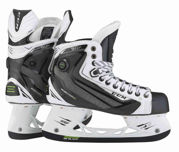 CCM RibCor 50K White LE Skates, Hockey Skates | HockeySupremacy.com