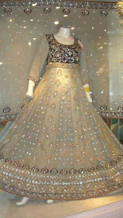 Indian wedding, Indian suit, Punjabi suit, Anarkali