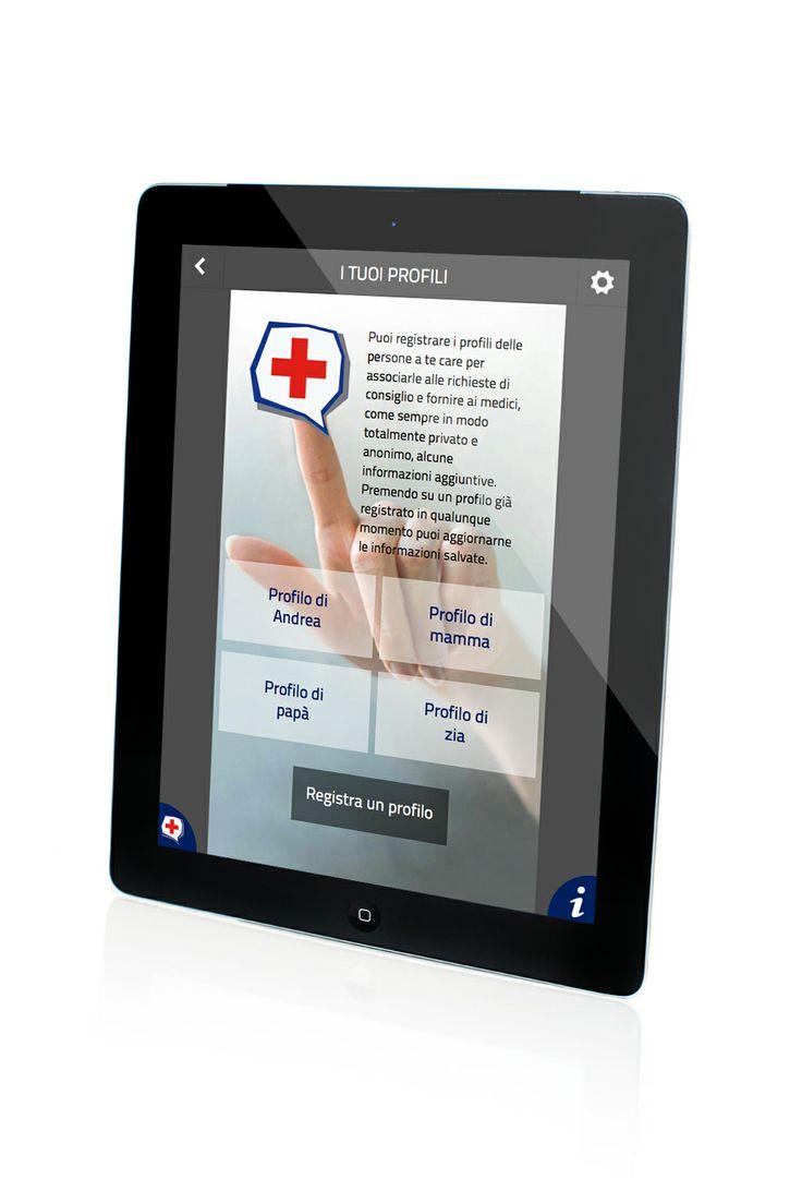 Consiglio dal medico è una piattaforma di messaggistica medica privata e del tutto anonima per I-Phone, I-Pad oltre che smartphone e tablet Android. #medico