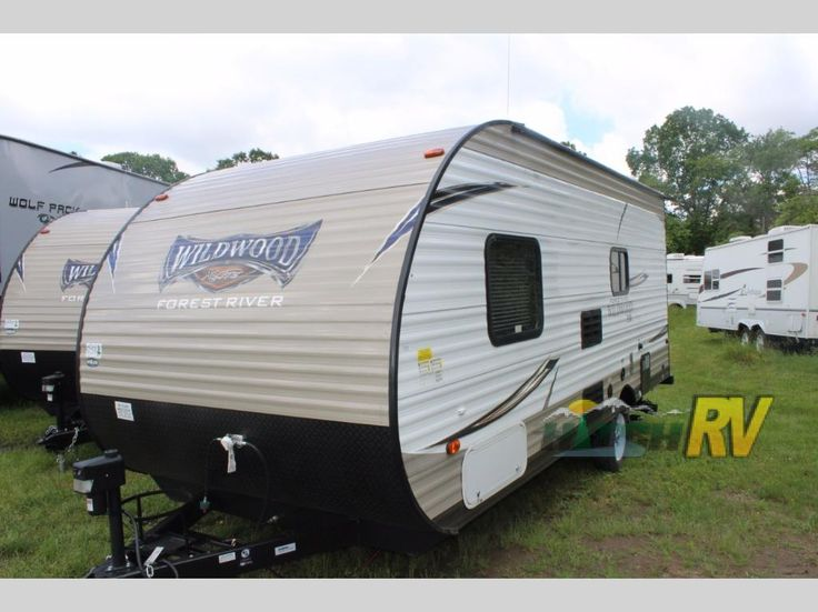 New 2018 Forest River RV Wildwood X-Lite FSX 187RB Travel Trailer at Hitch RV | Turnersville, NJ | #18308