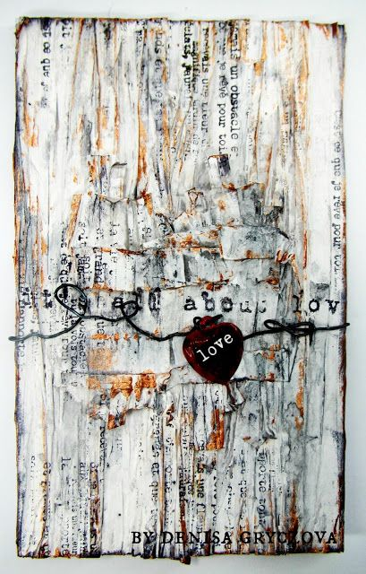 Denisa Gryczova: It´s All About Love