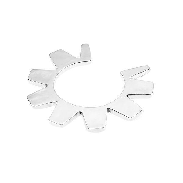 PUSHMATAAHA // Oola Sun Cuff in 925 Sterling Silver