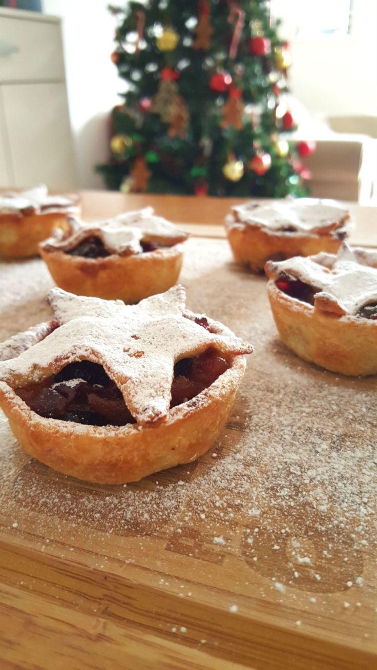 Healthy Mince Pies - One Fool Pie