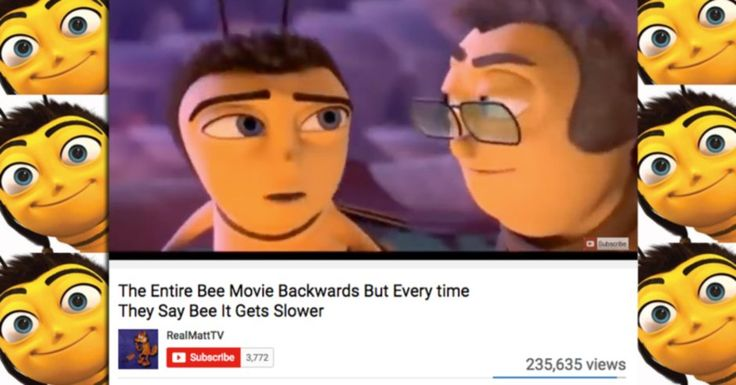 16 Insane Bee Movie Edits on YouTube That Will Make You Ask 'Why?'
