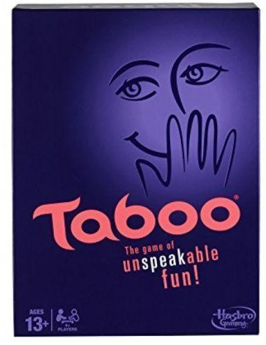 Taboo Board Game