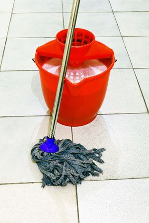 Best 25 cleaning ceramic tiles ideas on pinterest - How to clean ceramic bathroom tiles ...