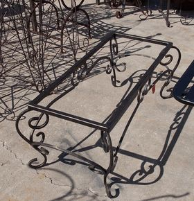 88 best images about wrought iron tables on pinterest pedestal table base coffee table sets. Black Bedroom Furniture Sets. Home Design Ideas