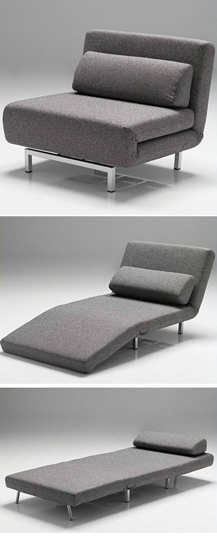 Ten Sleeper Chairs That Turn Any Space Into A Guest Room In A Snap Living Sleeper Chair Guest Room Chairs Simple Bed Chairs that turn into twin beds