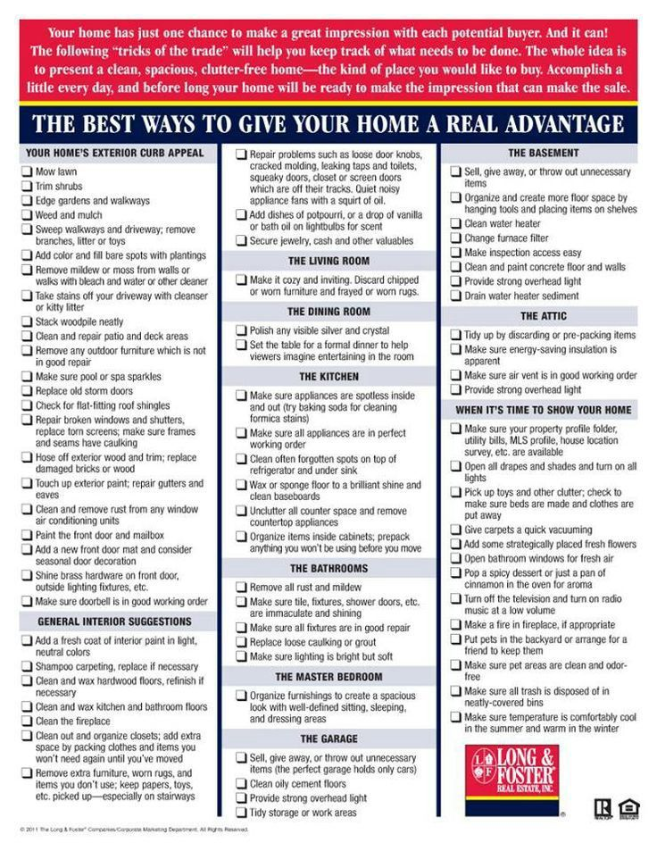 Best Checklists And Worksheets Images On   Real Estate