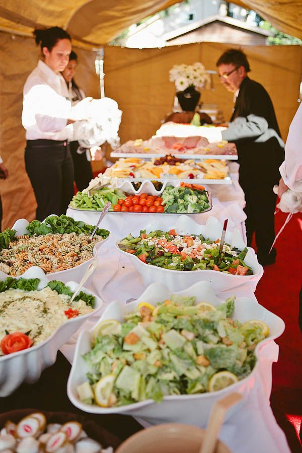 The Best Wedding Buffet Menu Ideas On Pinterest Wedding Food