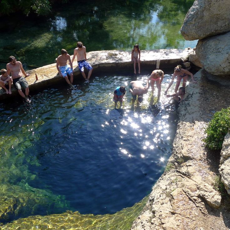 7 UNDERRATED AUSTIN SWIMMING HOLES LESS OVERRUN THAN BARTON SPRINGS