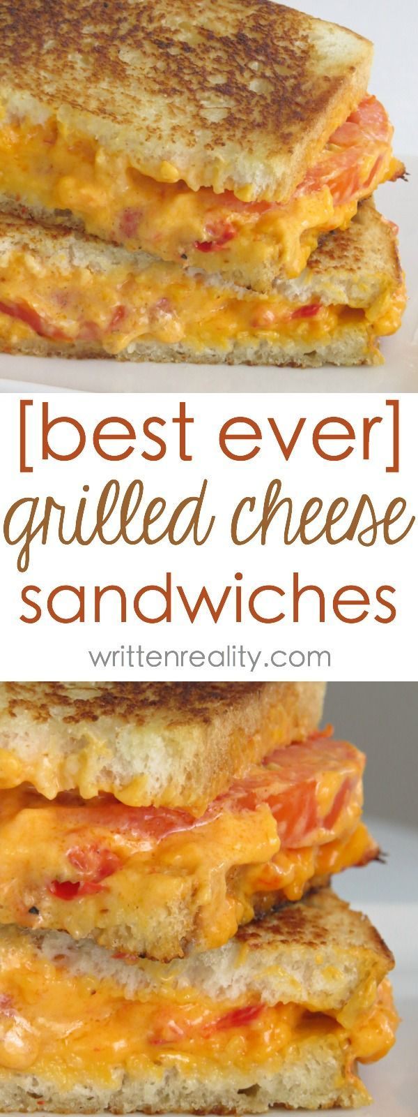 Best Grilled Cheese Sandwich Recipe : Want to learn how to make the most delicious grilled cheese sandwich? Here's the secret to a perfectly grilled cheese sandwich with a filling of the most delicious gooey melted cheese. It's a super easy recipe everyone will love.