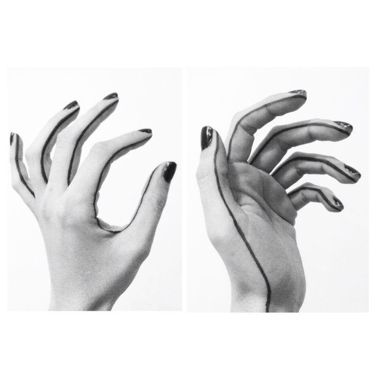 My hand, an expo