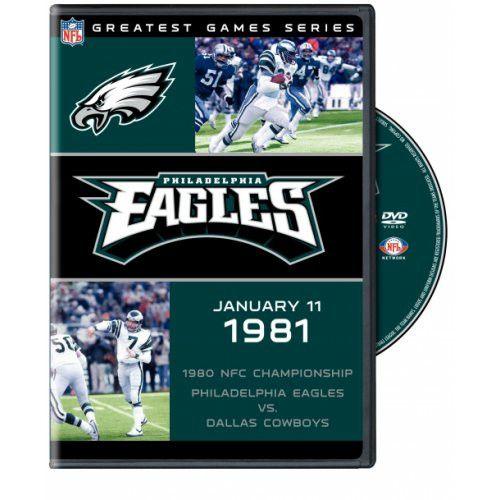 Nfl Greatest Games Series: 1980 Philadelphia Eagles Vs. Dallas Cow