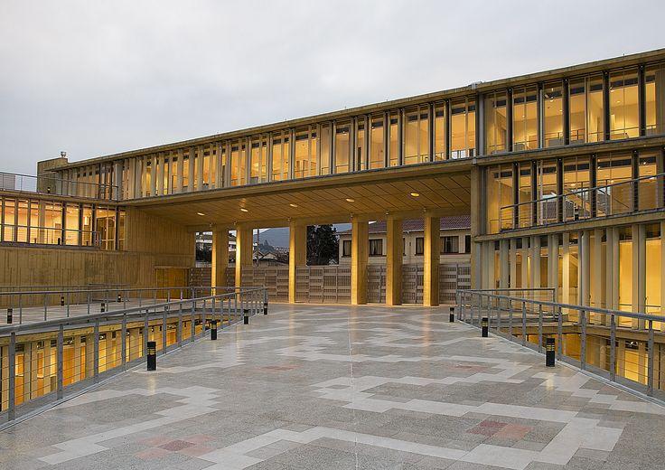 Galería de Edificio MOPTT La Serena / Teodoro Fernández Arquitectos - 9