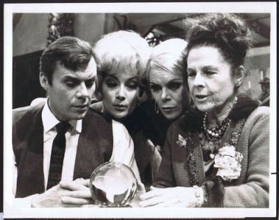 Rare film & TV classics on DVD!: Blithe Spirit (1966) Dirk Bogarde, Rosemary Harris, Rachel Roberts & Ruth Gordon