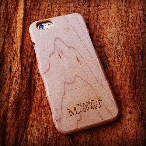 Maple Case with GRASP for iPhone 6