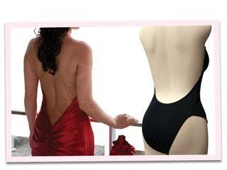 Backless Body Shaper Full Panty
