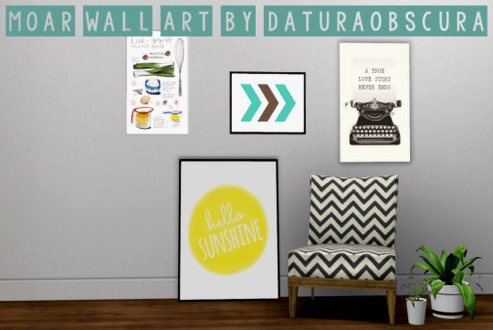 156 Best Images About The Sims 3 Cc Paintings Posters Wall