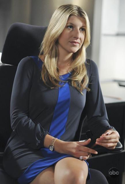 Katie Lloyd (Tara Summers of Boston Legal)