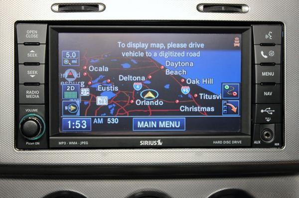 2007 2010 Jeep Wrangler Gps Navigation Rer 730n Radio