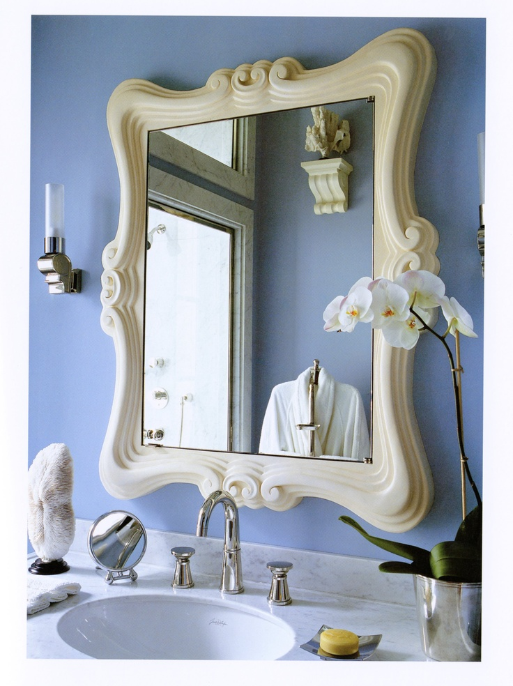 Bathroom Decor Show Stopping Mirrors