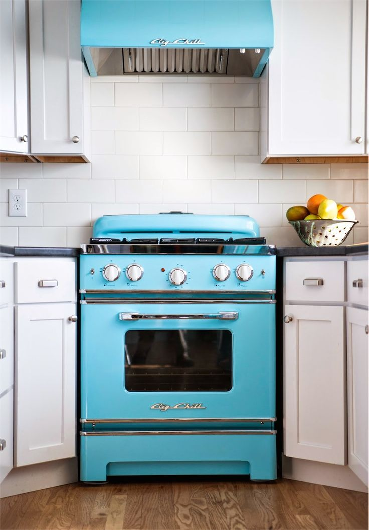 Delightful Add A Touch Of Vintage Style Or A Pop Of Color To Your Kitchen With Designer