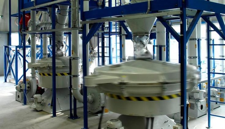 ReEntry® recycling 7 - The main components are separated using advanced technology., ReEntry