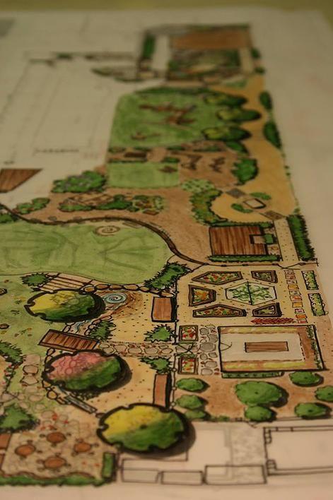 True Nature Landscape Architecture | CAMPUS
