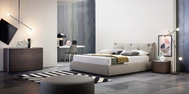Come arredare una camera da letto moderna | Chambres à ...