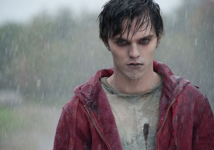 Loved the book Warm Bodies by Isaac Marion and now it is going to be a movie! Eeeek! Can't wait!