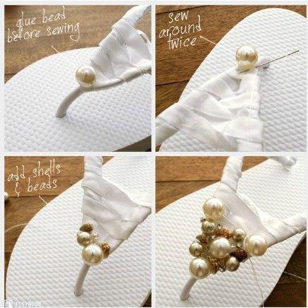 Sandalias decoradas 4