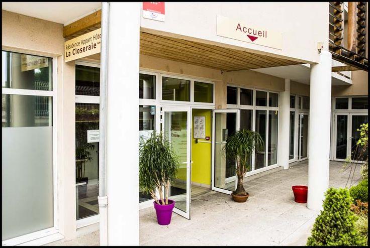 Résidence La Closeraie Hotel - Lourdes, France