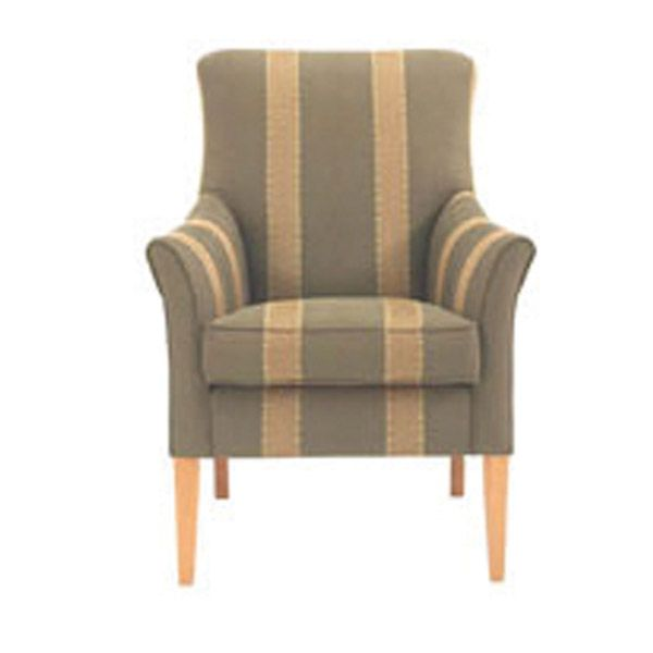 Metropole armchair