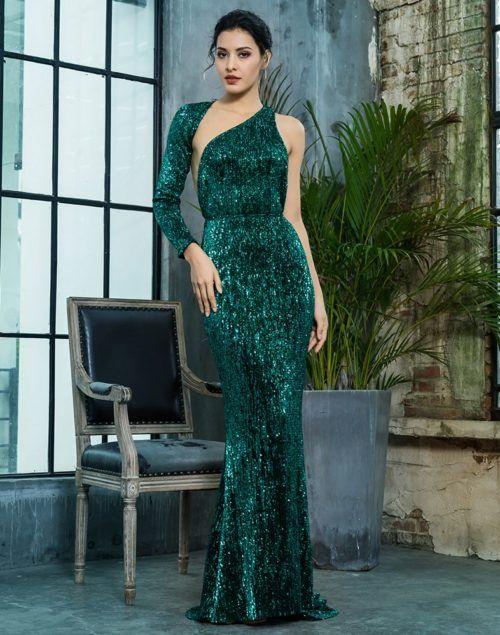 45++ Green sequin dress ideas