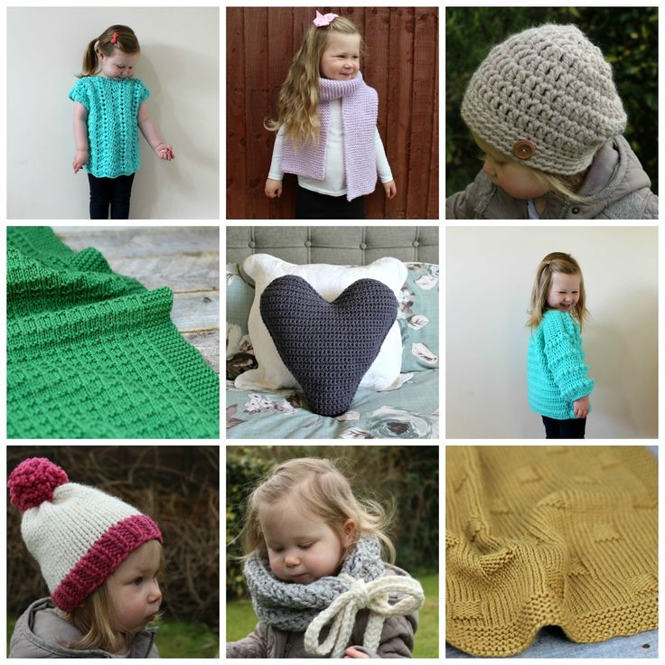 I offer all of my patterns for FREE on Wool and...