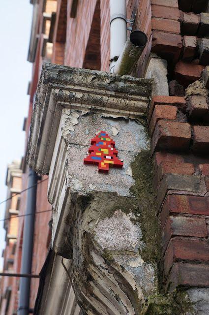 ReFab Diaries: Inspiration: London refabs and street art  #streetart #bricklane