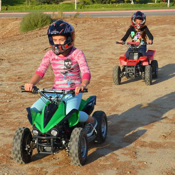 Mars Electric Kids ATV Four-Wheeler