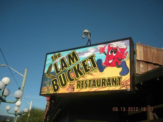 The Clam Bucket Port Alberni -yummy!