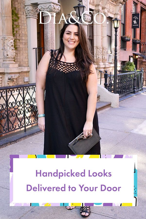 Bored of plus-size clothing stores? Our personal stylists will help you find the perfect outfit. Get a personalized fashion box now!