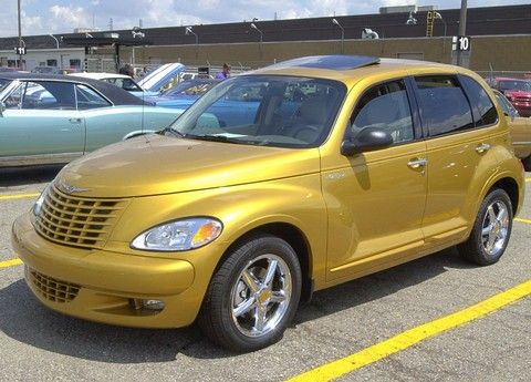 PT Cruiser inca Gold...my FAVE!