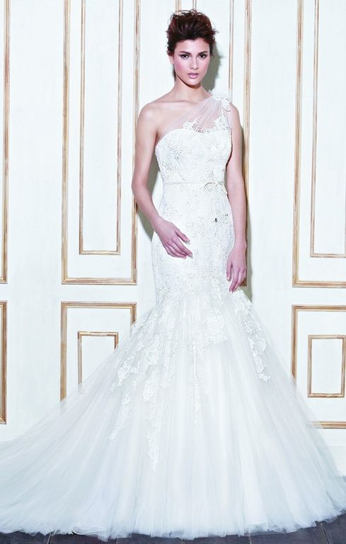 Blue by Enzoani wedding dress collection 2014 - Galion